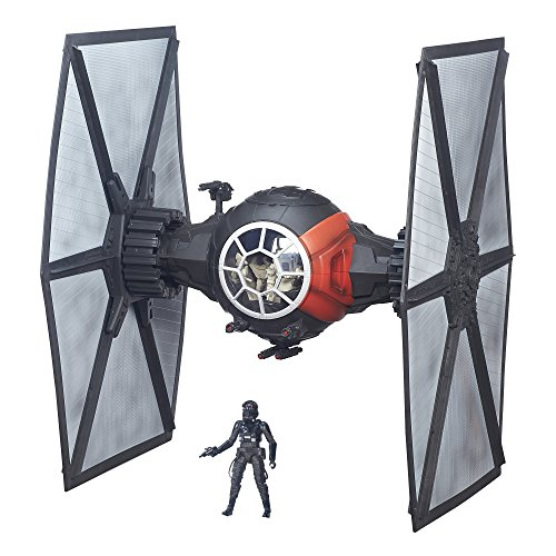 Star Wars Tie Fighter Costume (Star Wars The Black Series First Order Special Forces TIE Fighter)