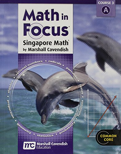 Math in Focus, Grade 6-8: Singapore Math, Student Edition (Math in Focus: Singapore - Singapore City Vivo