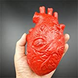 VWH Bloody Fake Heart Scary Halloween Party Props Decoration