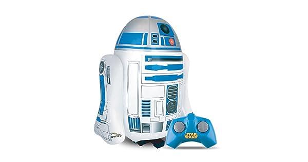 Amazon.com: Bladez juguetes R/C STAR WARS R2D2 inflables Toy ...