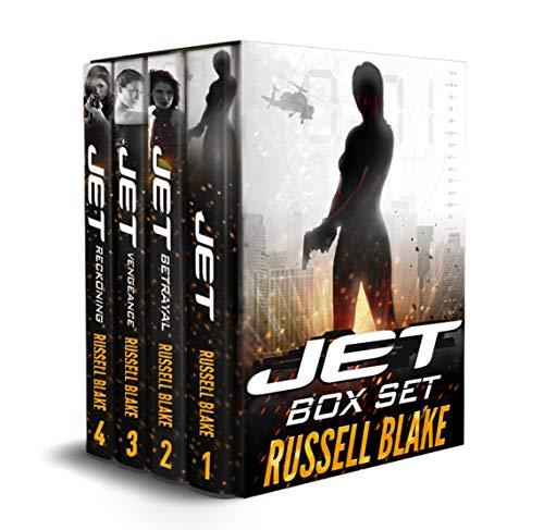 Jet Twist - JET (4 Novel Bundle): First 4 JET novels