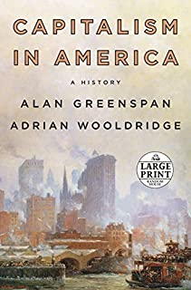 Book Cover: Capitalism in America: A History
