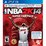 NBA 2K14 Super Fan Pack-PS3 and PS4