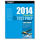 ASA 2014 Private Pilot Test Prep Book (ASA-TP-P-14)