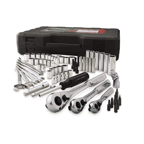 - Craftsman 165 pc Mechanics Tool Set # 38165