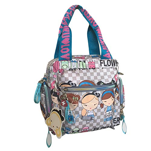 Harajuku Lovers Bags (Harajuku Lovers Aloha Girls Kawaii Japan Dolls Tote Bag Handbag (Aloha Girls)