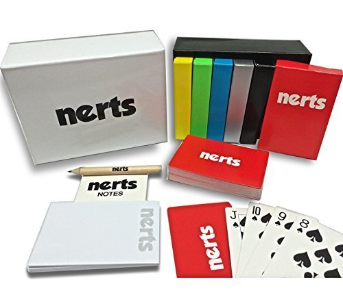 Group Costumes For 8 People (Dynasty Toys Nerts Card Game Box Set, 6 Decks of Standard Playing Cards)