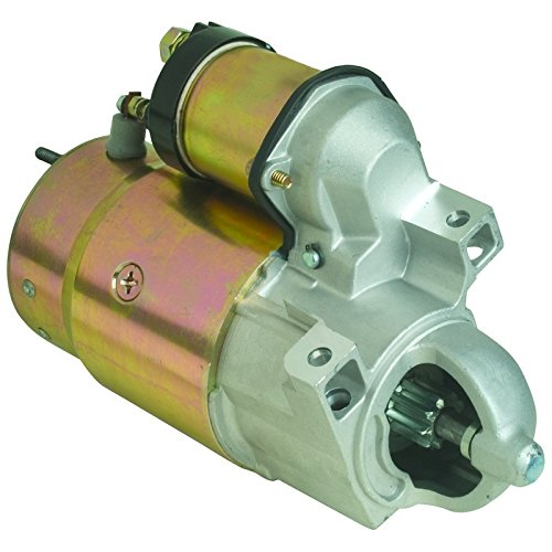 Parts Player New Marine Starter For Mercruiser Inboard Outboard 2.5 3.0 4cyl 5.0 V8 1973-1985