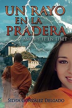 Un Rayo en la Pradera: Novela histórica en Tíbet (Saga: Amores en Guerra nº 1) de [DELGADO, SILVIA GONZALEZ]