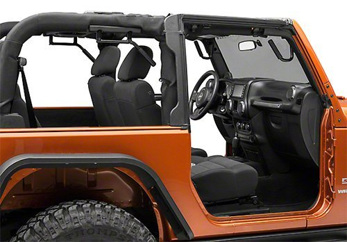 Amazon.com: Black Solid Steel Rear Grab Handles Interior Side Grab Handle  Bar For Jeep Wrangler Jk Rubicon Sahara Sport 4 Door 2007 2017 2Pcs:  Automotive