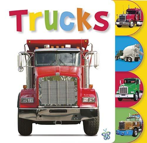 Read Online Trucks (Busy Baby) PDF