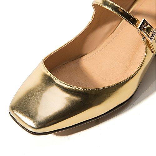 Nine SevenLoafer Flats - Zapatos de tacón  mujer dorado