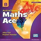 Activeteach: Math Ace by Pearson for CBSE Class 8