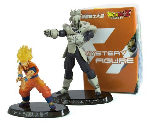 ultimate figure series dbz - 7