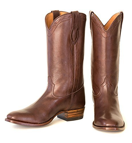 Ranch Road Boots Men's Capistrano Boot, Brown, 13