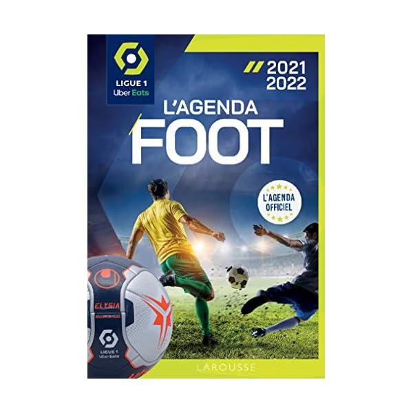 Agenda Foot Ligue 1 2021/2022 1