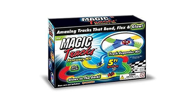 Magic Tracks MAGTRA-TRX - Juego de Accesorios para Hacer Brillos, Multicolor