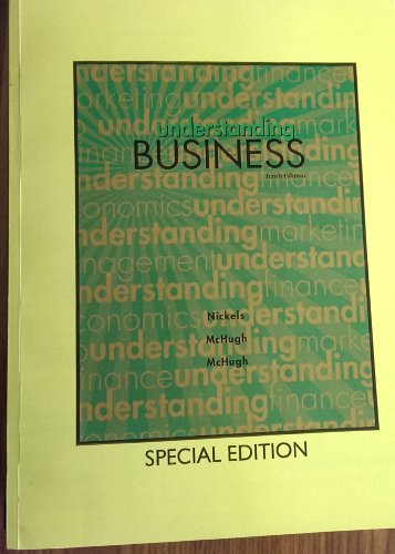 Understanding Business With Connect Plus Special Edition For Ivy Tech Community College