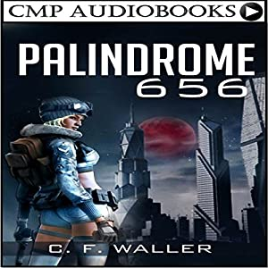 Palindrome 656 Audiobook
