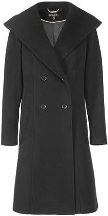 manteau femme cuir et laine,manteau femme apart,manteau