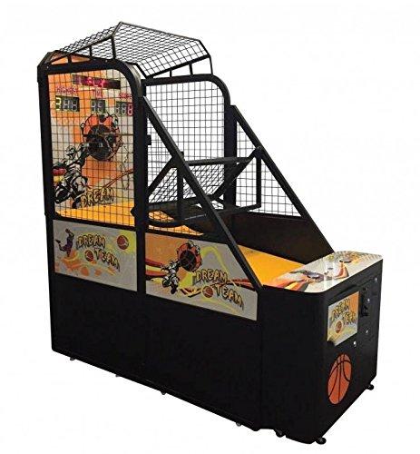 Junior Dream Team Basketball Arcade Game by Proarcades.net