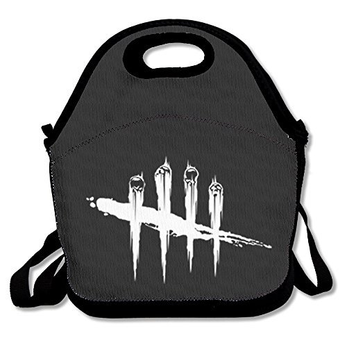 ITHOMS Portable Cooler Lunch Tote Dead By Daylight Bento Bag (Colleges For Costume Designers)