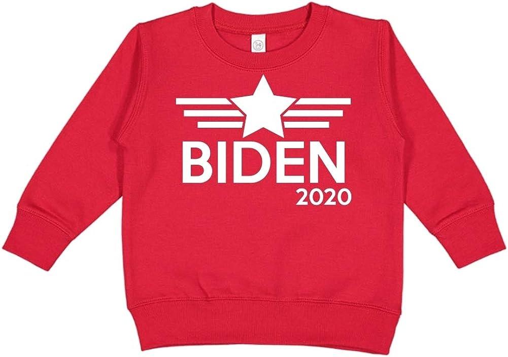 Mashed Clothing Biden 2020 Presidential Election 2020 Toddler//Kids Sweatshirt