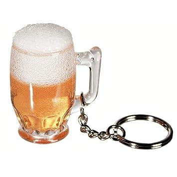 Llaveros cerveza taza - llavero Colección - original y ...
