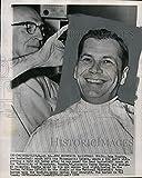 1959 Wire Photo John Kundla, named head basketball coach at Univ. of Minnesota.