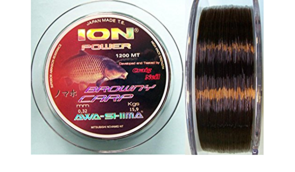 AWA`S ION POWER REFLECTOR 600m monofilament AWA-SHIMA