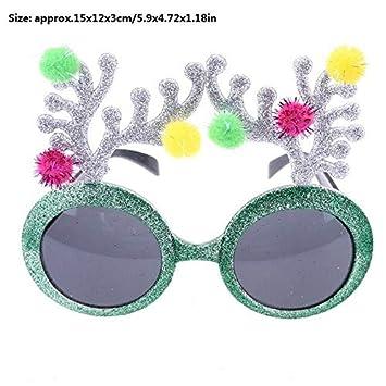 Amazon.com: VDV - Gafas de sol para fiestas de Halloween ...
