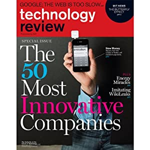 Audible Technology Review, March 2011 Periodical