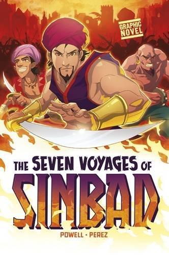 Read Online The Seven Voyages of Sinbad (Arabian Nights Tales) pdf