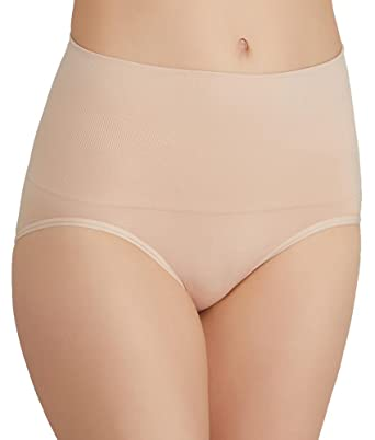 09710d7fa4 Maidenform Slim Waisters Women`s Brief