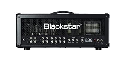 Black Star 207706 Series One 200 Amplificador de Guitarra Eléctrica