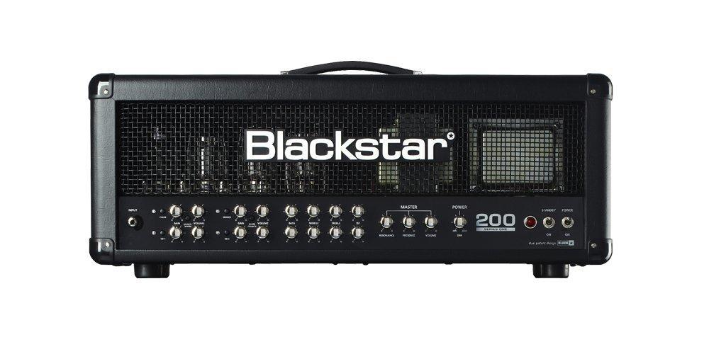 Blackstar Series One 200 200-Watt Four-Channel Guitar Amp Head