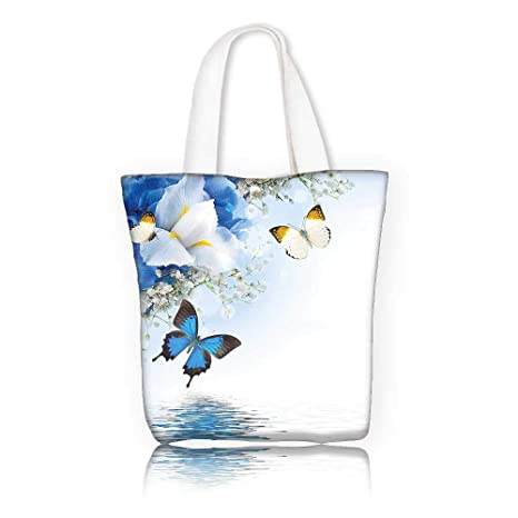 3c3bb3a60 Amazon.com: Ladies canvas tote bag -W23 x H14 x D7 INCH/Tote Laptop ...