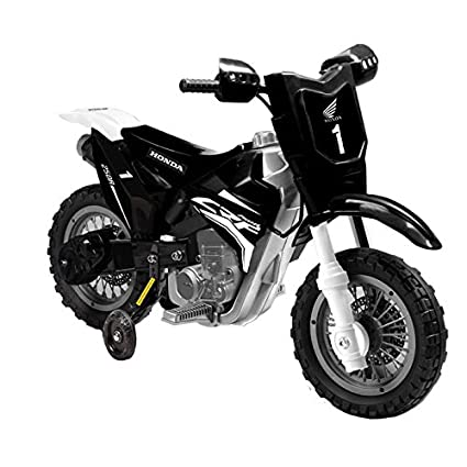 Best Ride On Cars Honda CRF250R Dirt Bike 6V 184 Kids Riding Car