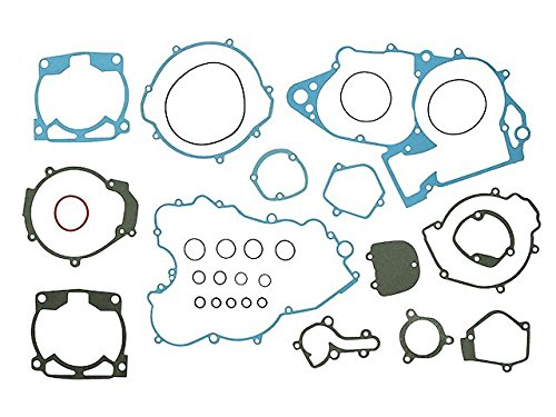 Outlaw Racing OR3824 Complete Full Engine Gasket Set 250 EXC 1990-03 MXC 2000-01 Kit