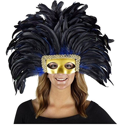 Zucker Feather Products Feather Headdress]()