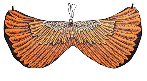 Dress-ups Fanciful Fabric Wings Monarch Butterfly