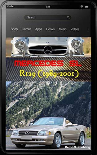 mercedes sl280 w129
