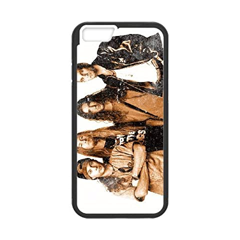 iPhone 7 4.7 Inch Cell Phone Case black alice in chains (Alice In Chains Button)