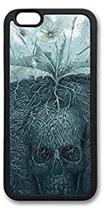 iPhone 6 Cases, Personalized Custom Soft TPU Black Edge Case Cover for New iPhone 6 4.7 inch Life