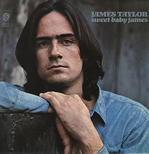 James Taylor: Sweet Baby James by Warner Bros.