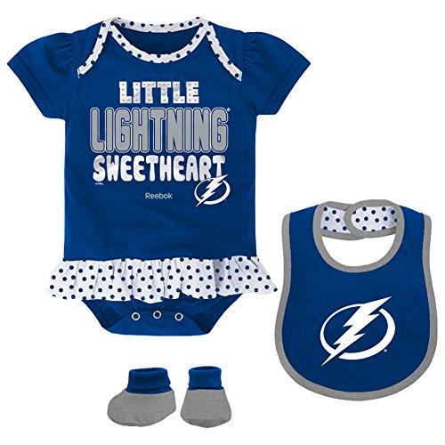 Tampa Bay Lightning Blue Newborn