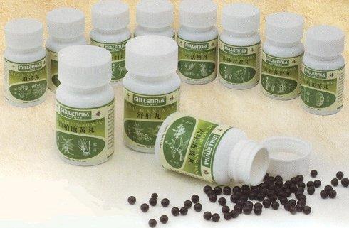 Forte Yin Qiao Detox Pill ¨ C Millennia BrandQ-39-UPC-(Qiang Li Yin Qiao Jie Du Wan)