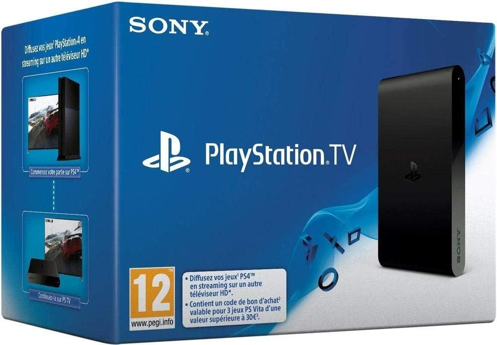 Sony PlayStation TV Negro 1 GB Wifi - Videoconsolas (PlayStation ...