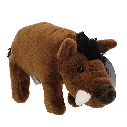 Wart Hog Pounce Pal Plush Stuffed Animal (Pig Warthog)