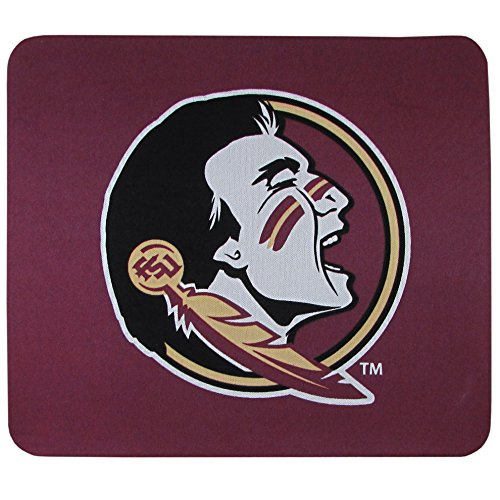 NCAA Florida State Seminoles Mouse Pads, Red, 8x7